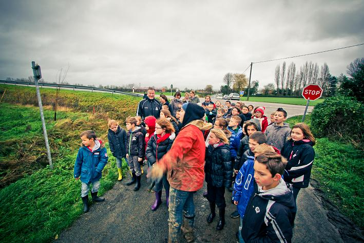PReforestation Noteboom écoles Bailleul2015©A.Traisnel