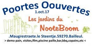 Poortes oouvertes du NooteBoom @ Jardins du nooteboom | Bailleul | Hauts-de-France | France