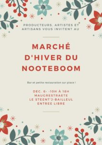 Marché d'hiver @ Nooteboom